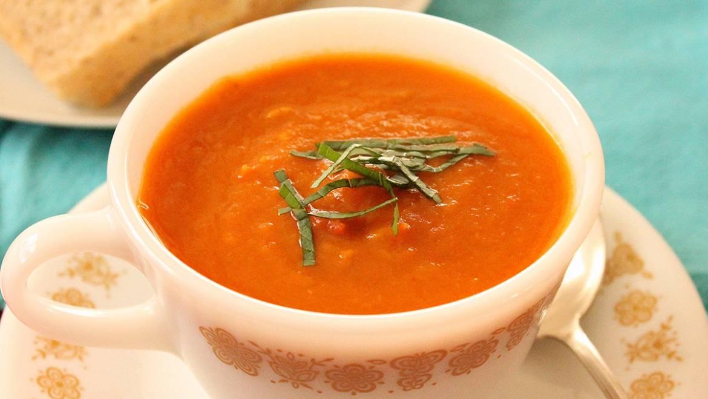 番茄薯仔湯