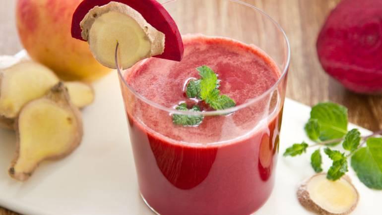 蘋果紅菜頭汁